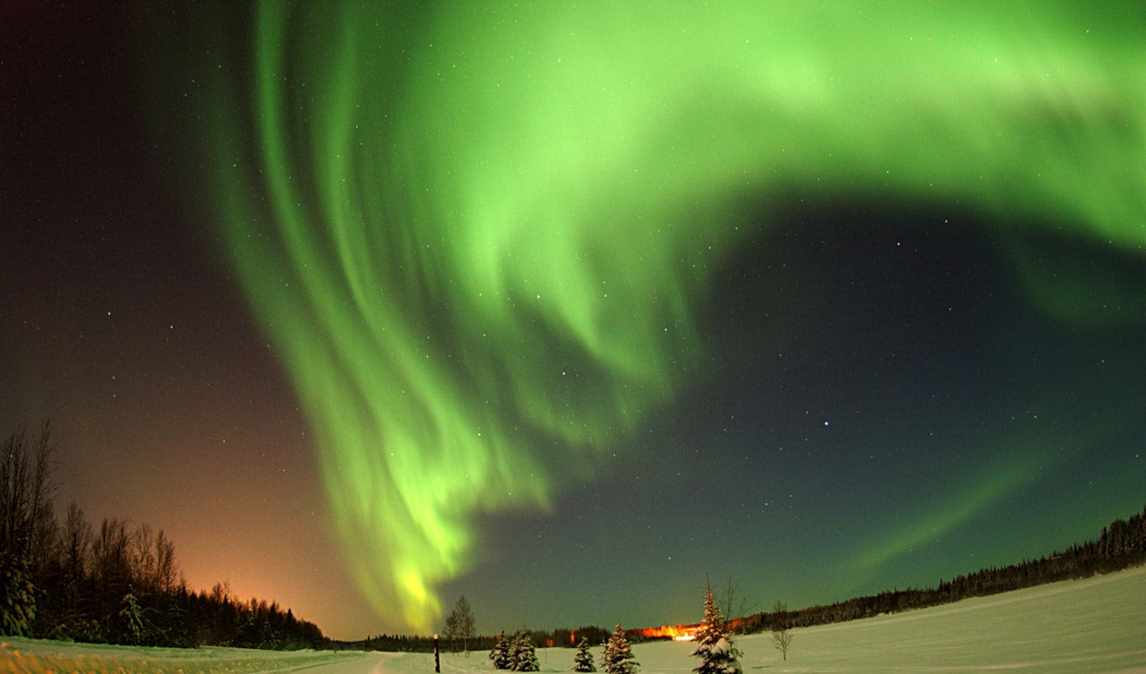 Move to Norway to see Northern Lights